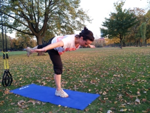 Fähigkeiten der Balance - Körpergefühl