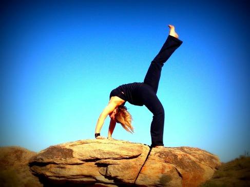 Yoga - Kraft - Beweglichkeit - Entspannung